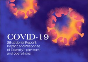 COVID-19 Situational Report: Impact and response of Dawlaty's partners and operations